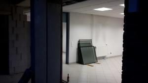 Ausbau der Fenster und Türen 03.08.16